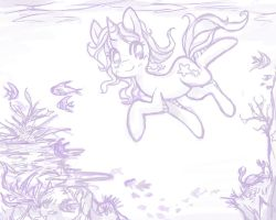 Deep sea diving by PonyParadise