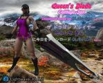 Queens Blade Cattleya San on DLsite.com by newhere
