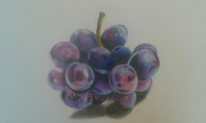Grapes by AngelofDrakness97
