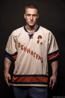 Leningrad hockey by vishstudio