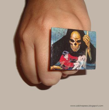 Dylan Dog ring_01 by jewelryandstuff