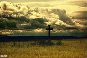 Through salvation to heaven? by borysgodunoff