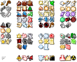 Spell Icons by KupoGames