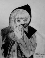 ALICE GLASS no. 2 by brettrounds