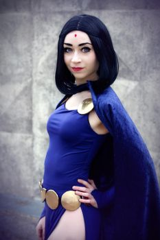 Raven cosplay by Phobos-Cosplay