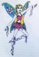 Fairy Design by whitewolfdreamer27