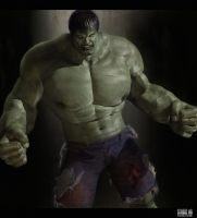 hulk smash by artdude41