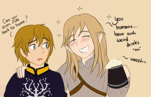 Alcohol Tolerance by ValiChan