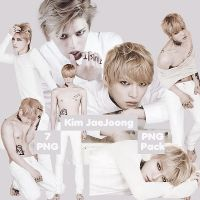 Kim JaeJoong's PNG Pack {Just Another Girl} by kamjong-kai