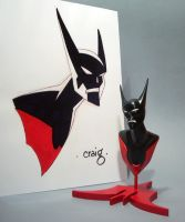 Batman Beyond by figuralia
