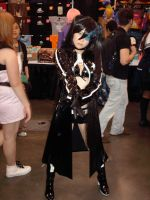 Black Rock Shooter by The-Animeniac