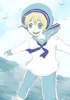 sealand flat colors by katrinpafford