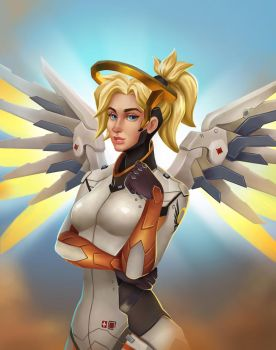 Mercy by PolarSeal