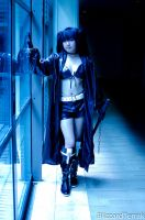 JPOP12 - Black Rock Shooter by BlizzardTerrak