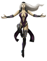 Sindel by TheRaiderInside