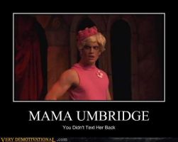 Mama Umbridge by pcstudent