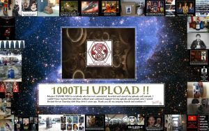 Doctor Who One's 1000th upload !! by DoctorWhoOne