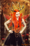 Autumn Mistress by prelandra