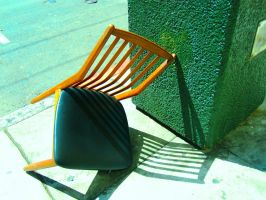 Broken Chair by Know-The-Ropes