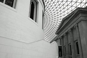 British Museum by Rhiiiiii