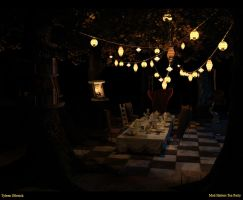 Mad Hatters Tea Party 2 by Tyleen