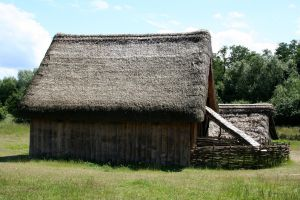 West Stow Anglo Saxon Village 13 by GothicBohemianStock