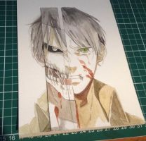 Eren Yeager by PatrickRyant