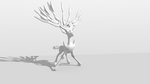 Xerneas Wip Model by juniorr452