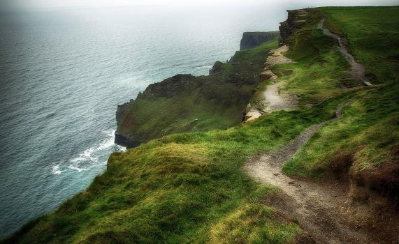 Cliffs of Moher 5 by CitizenFresh