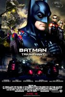 Batman Triumphant Fan Poster 10 by timmax9