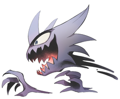 Haunter by memoneo