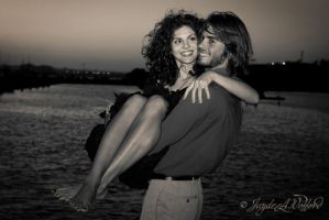Joyce and Martin by SilentMYSTIQUE
