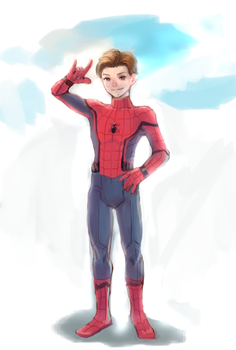 Peter by hiraco