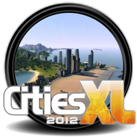 Cities XL 2012 - Icon by DaRhymes