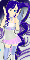 MMD RxNxD Rarity 2.0 by RinXNeruXD