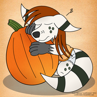 The Best Pumpkin-Digital Color by LordDominic