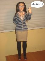 Introducing: Amy Farrah Fowler by alleghany71