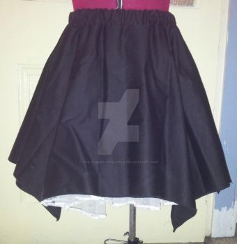 Bat Circle skirt by The-Rubber-Pineapple