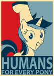 HUMANS FOR EVERYPONY by dream-quill