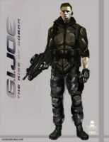 GIJoe movie redesign Duke by AnimatedTako