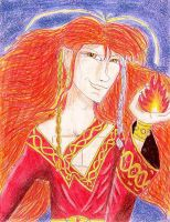 God of Fire by Captain-Chaotica