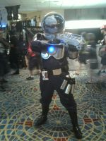Mr. Freeze - Dragon*Con 2012 by CptTroyHandsome