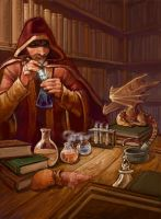 Alchemist by thegryph