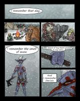Blood and Flowers Page 1 by ClockworkPriest