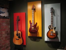 guitar wall by peACeFrOG143