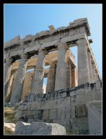 Parthenon by BlackCarrionRose