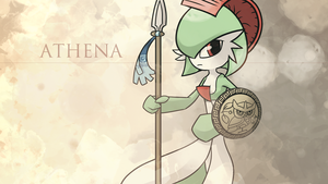 Pokemon - Athena by Undead-Niklos
