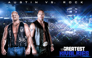 SCSAvsRock Greatest Rivalries wallpaper by Photopops