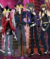 Dressed as each other final by maboku