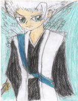 Toshiro Hitsugaya. by OmiTwilight